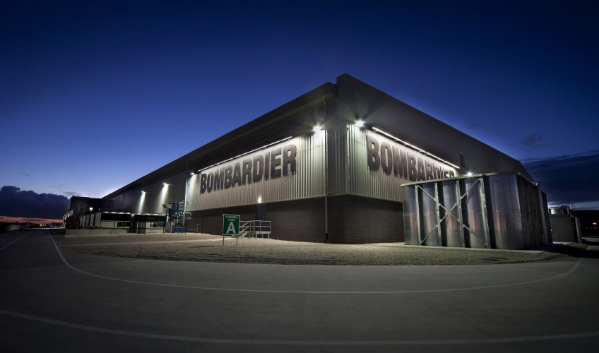 Image of Bombardier Aerospace, Belfast