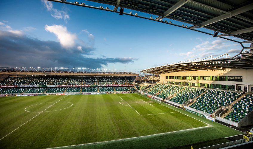 Image of Windsor Park Football Stadium, Belfast
