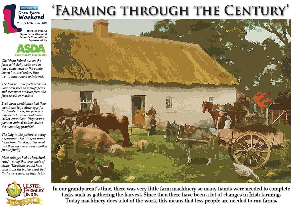 Farming through the century