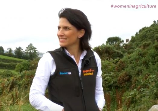 Women in Agriculture, Aurelie Moralis