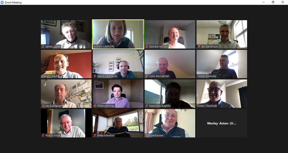 UFU discuss climate change with agri-food reps online