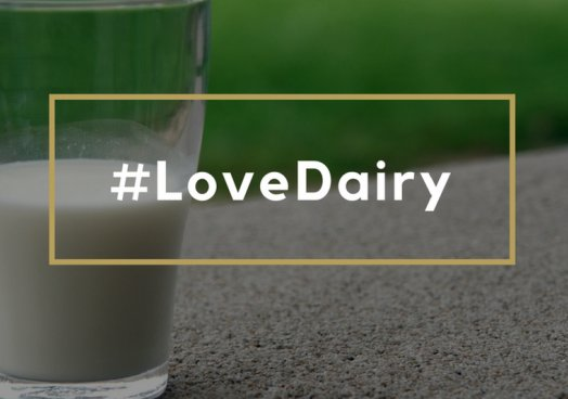 #LoveDairy - Andrew Patton talks about Feed