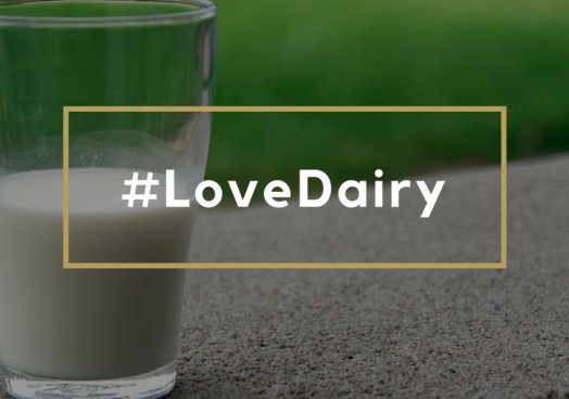 #LoveDairy - Andrew Little talks about Health