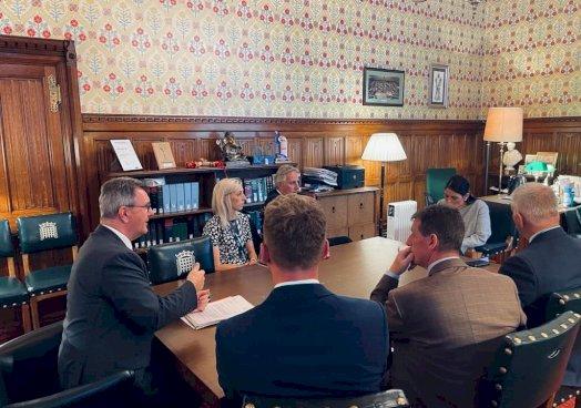 UFU participate in major London meetings
