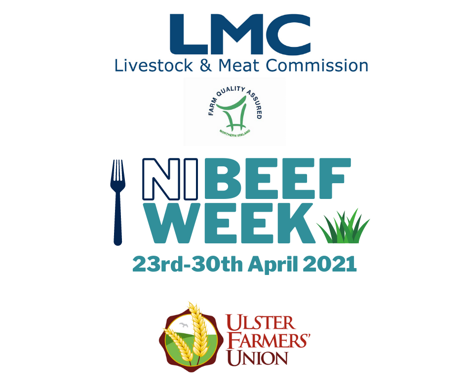 LMC and UFU join forces for Northern Ireland Beef Week 2021