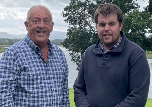 Enniskillen group manager retires