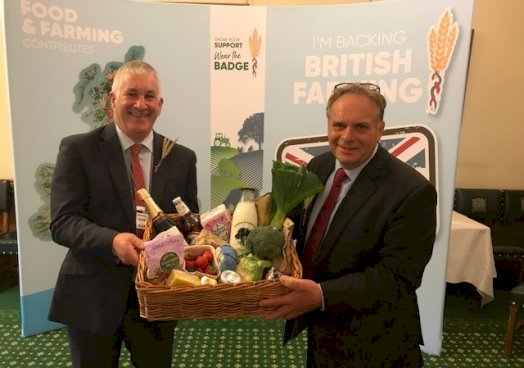 UFU attend British Farming Day event