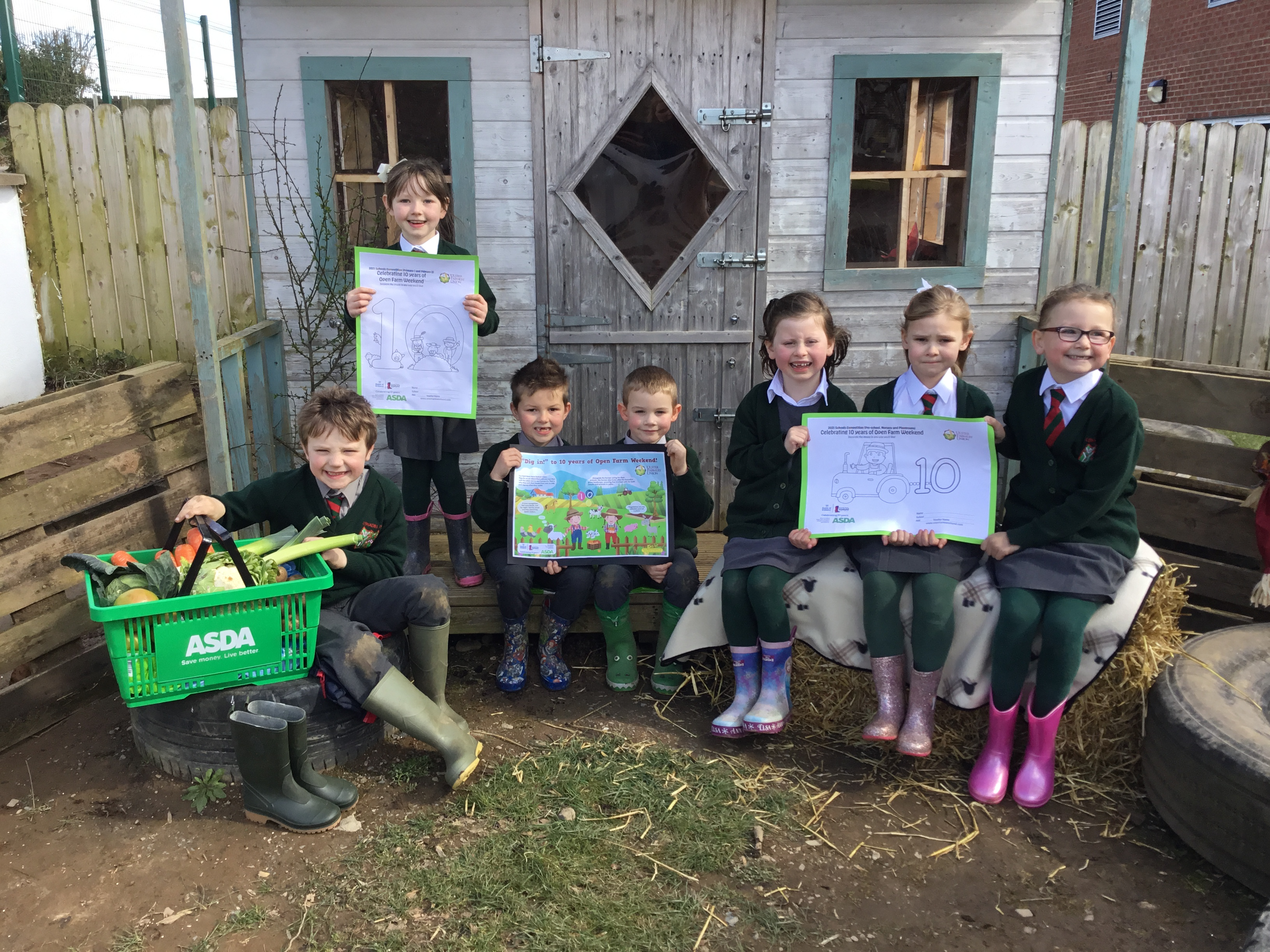 """UFU launch """"Dig in!"""" schools' competition"""