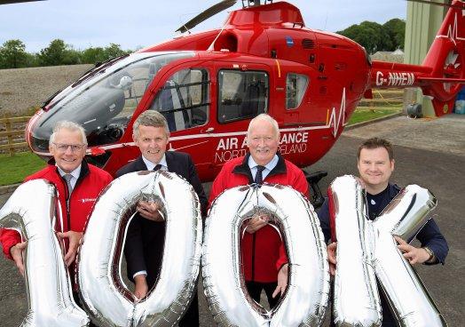 UFU supporting Air Ambulance NI #UFU100