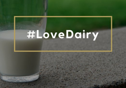 #LoveDairy - Darren shows the milking process on his farm