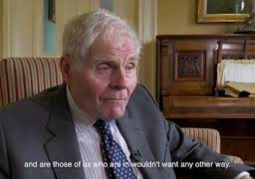 #UFU100 #UFUmembersmemories - past president Billy Robson